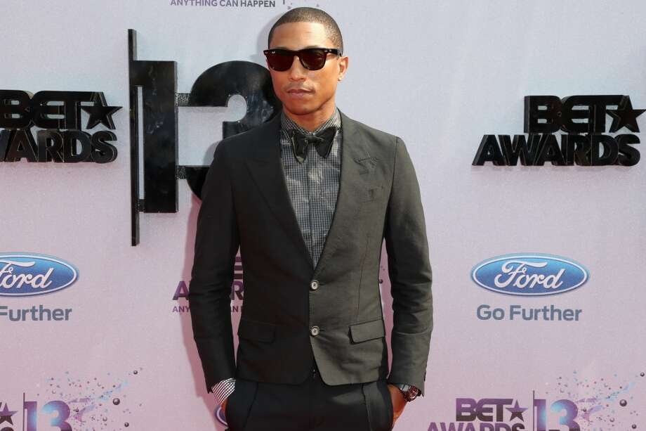 Best: Pharrell WilliamsThe R&B star makes a lot of best dressed lists when he turns out looking like this... Photo: Frederick M. Brown, Getty Images For BET