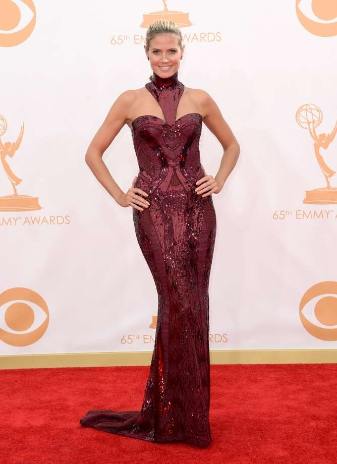 Worst: Heidi Klum