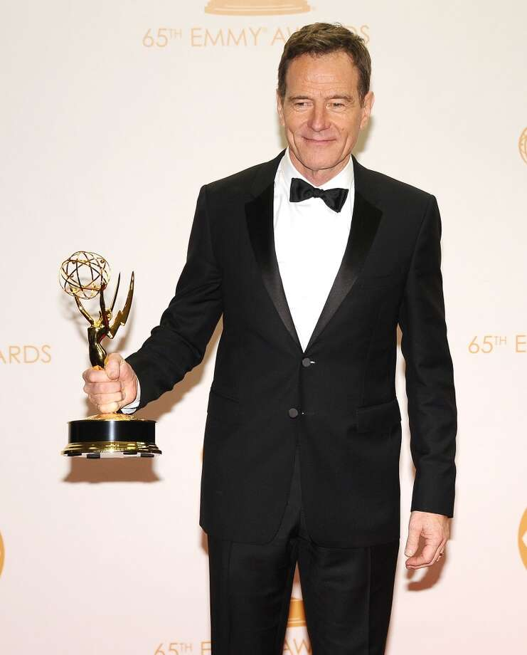 Best: Bryan CranstonBryan Cranston is the coolest. And did you see him in GQ? We don't even care what he's carrying in that briefcase. Photo: Jason LaVeris, FilmMagic