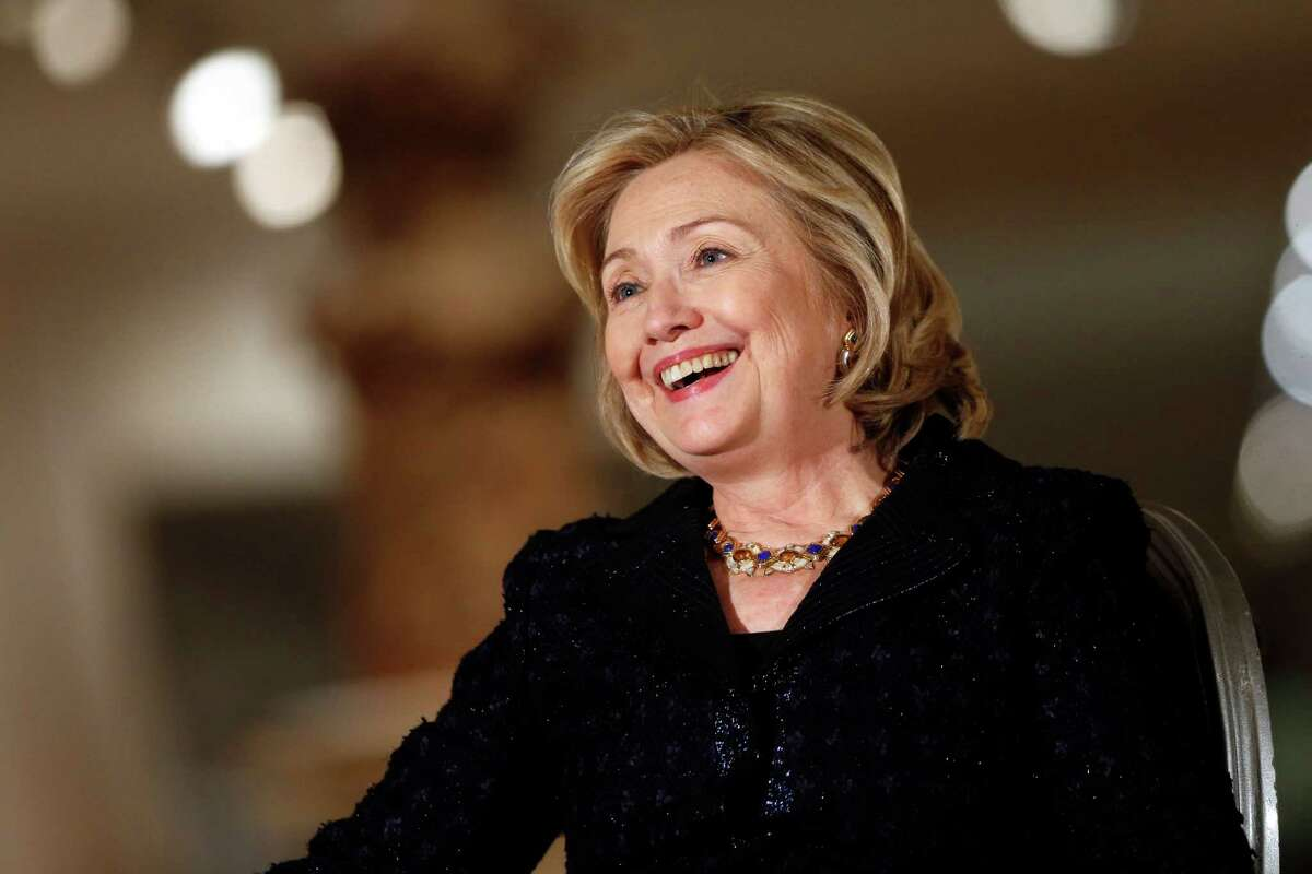 Barbara Walters crowned the former secretary of state and possible 2016 presidential contender as the