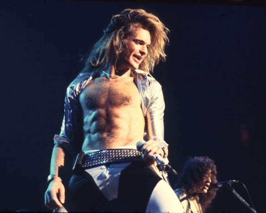 Van Halen- Known for their entire discography. Sammy Hagar can still rock it.  Photo: Chris Walter, Getty / Chris Walter