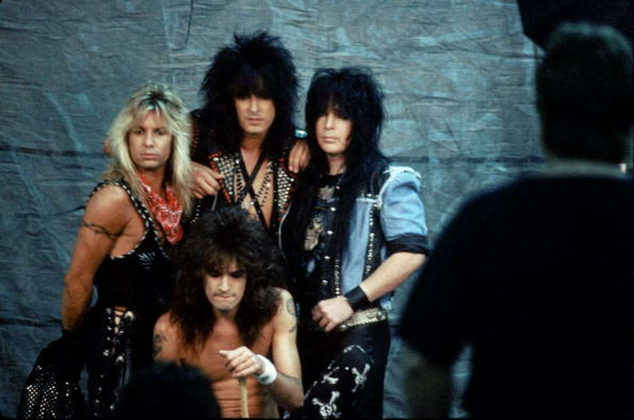 Motley Crue- Known for sex, drugs and rock n' roll.  And destroying hotels.  They are still a popular band and considering Vince Neil only did twenty days in prison for the car crash that killed Hanoi Rocks drummer, Razzle, I'd say they made out just fine.  (Vince Neil was charged with a DUI the night of that car crash)   Photo: Michael Ochs Archives, Getty / Michael Ochs Archives