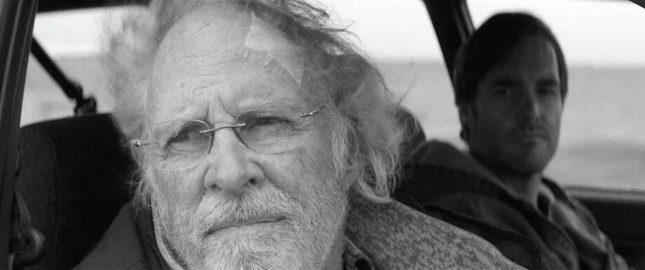 """Bruce Dern portrays a broken-down old man who takes a road trip with his son (Will Forte) in """"Nebraska."""" Photo: Courtesy Of Paramount Pictures / Â MMXIII Paramount Vantage, A D"""