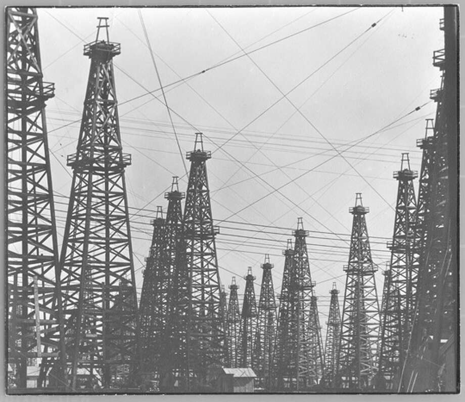 Texas oil. Photo: MARGARET BOURKE-WHITE, Getty Images/Time & Life Picture / Time & Life Pictures Creative