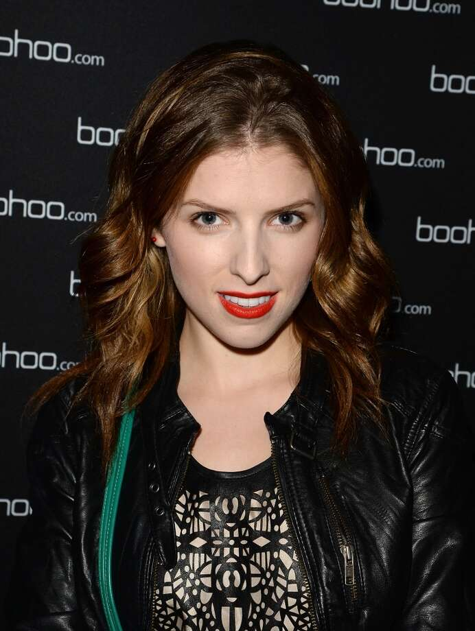 Anna Kendrick: Song of the Year From a Movie We Watched on an Airplane Photo: Jason Merritt, Getty Images For Boohoo
