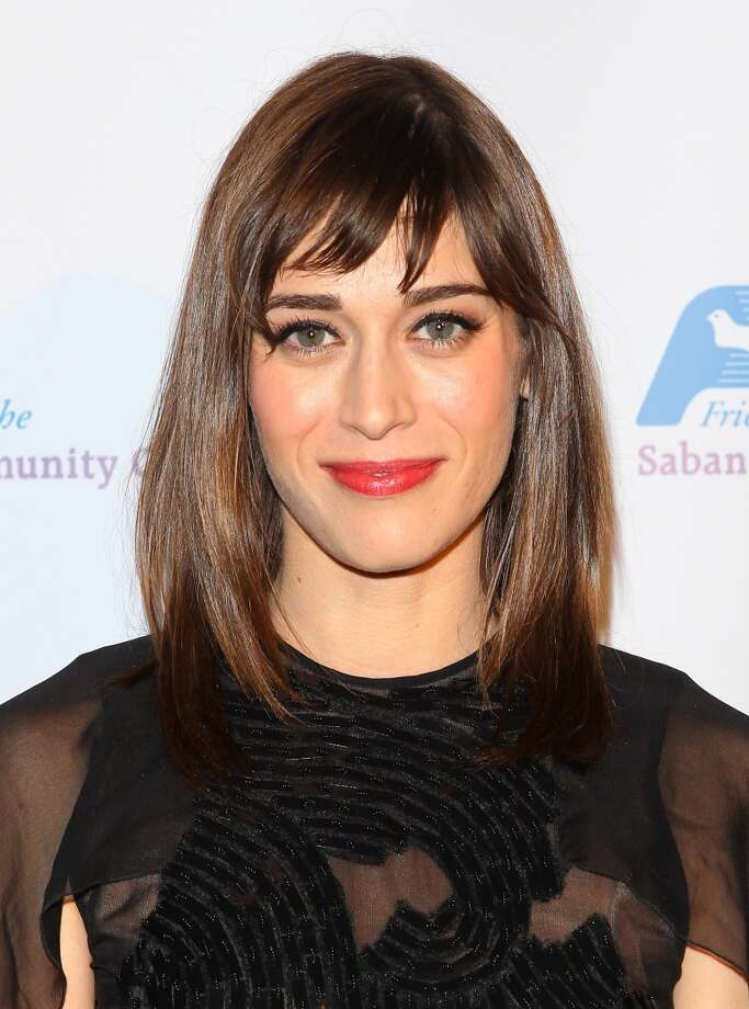 Lizzy Caplan: Eternal Crush of the Year Photo: JB Lacroix, WireImage