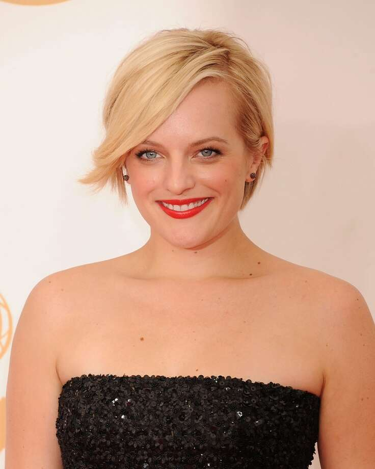 Elisabeth Moss: Foreign Accent of the Year: Photo: Jeffrey Mayer, WireImage