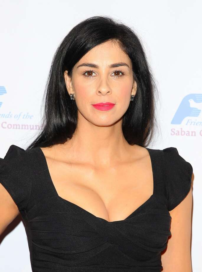 Sarah Silverman: The Never Funnier Comedy Queen of the Year Photo: JB Lacroix, WireImage