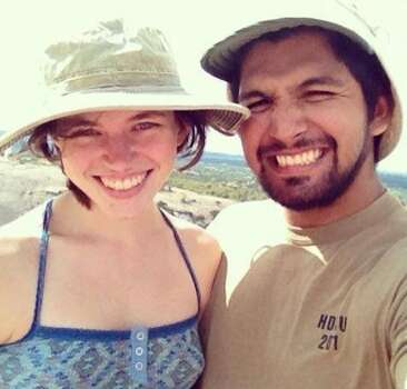 Chelsea Norman, shown with her boyfriend Larry Villalobos. (Photo provided by Elizabeth Brown)