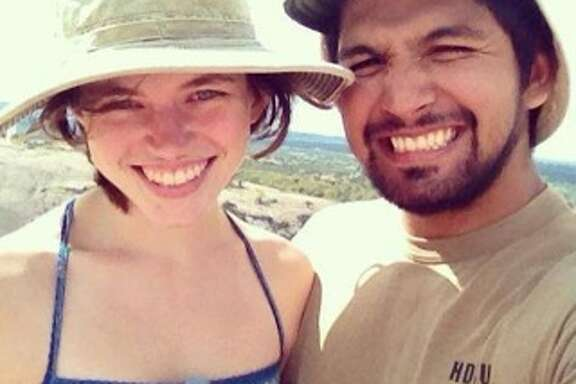 Chelsea Norman, shown with her boyfriend Larry Villalobos. (Courtesy photo)