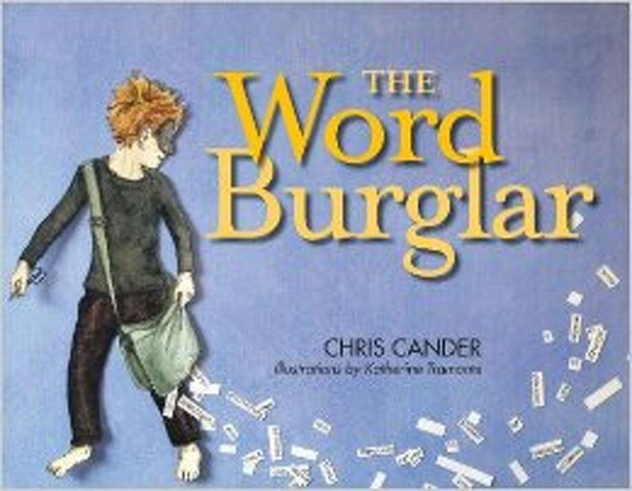 "The cover of ""The World Burglar,"" which will be discussed at the holiday book bazaar. Photo: Courtesy Of Bright Sky Press"