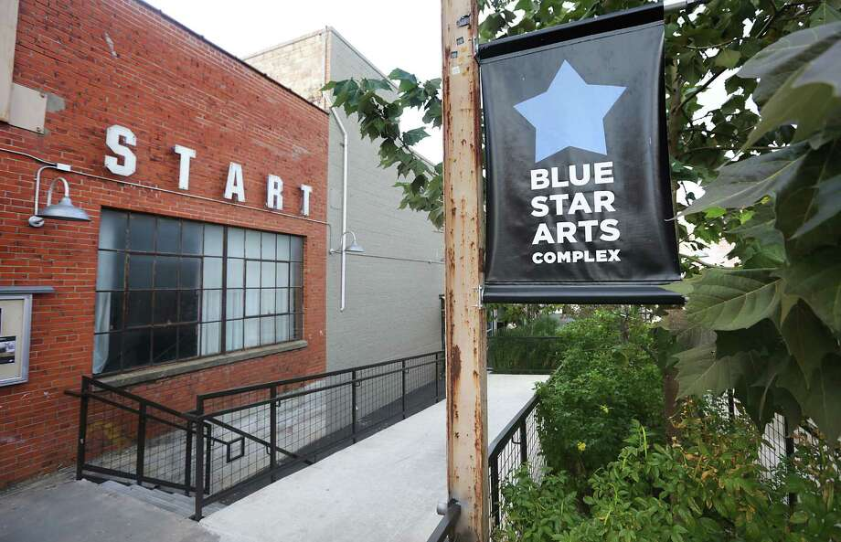 The Blue Star Art Complex has undergone a transformation as some longtime tenants have moved out and new ones have moved in. The changes have created some hard feelings within the art community, although some artists say change is inevitable. Photo: Photos By Bob Owen / San Antonio Express-News