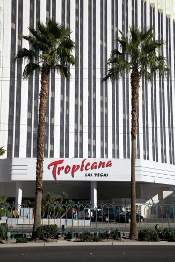 The Tropicana Hotel opens on the Las Vegas Strip Photo: Charles Cook, Getty Images