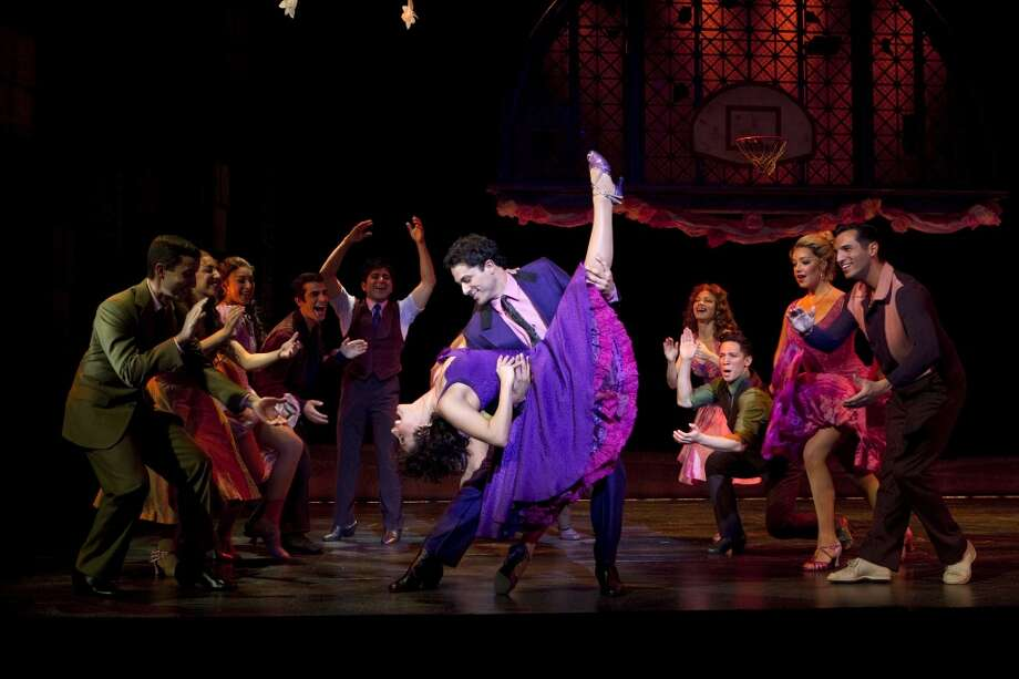 Musical 'West Side Story' opens on Broadway Photo: Houston Chronicle