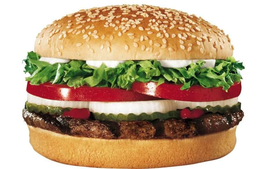 Burger King introduces 'The Whopper' Photo: Business Wire