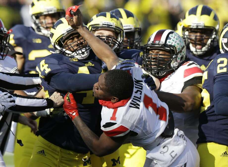Ohio St. needs to pack some punch for the Big 10 title game with Michigan St.