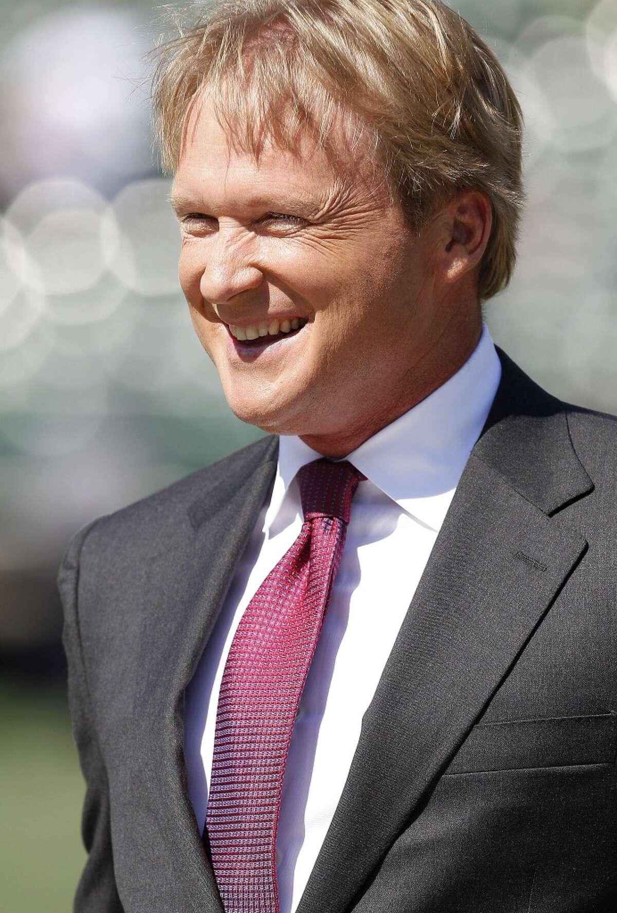 """ESPN's Jon Gruden said Texans quarterback Brock Osweiler """"has to play better."""""""