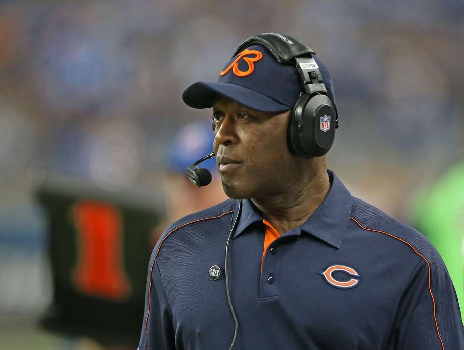 Lovie Smith, former head coach, Chicago The native Texan led the Bears to a Super Bowl and was fired after going 10-6 last season. Photo: Leon Halip, Getty Images