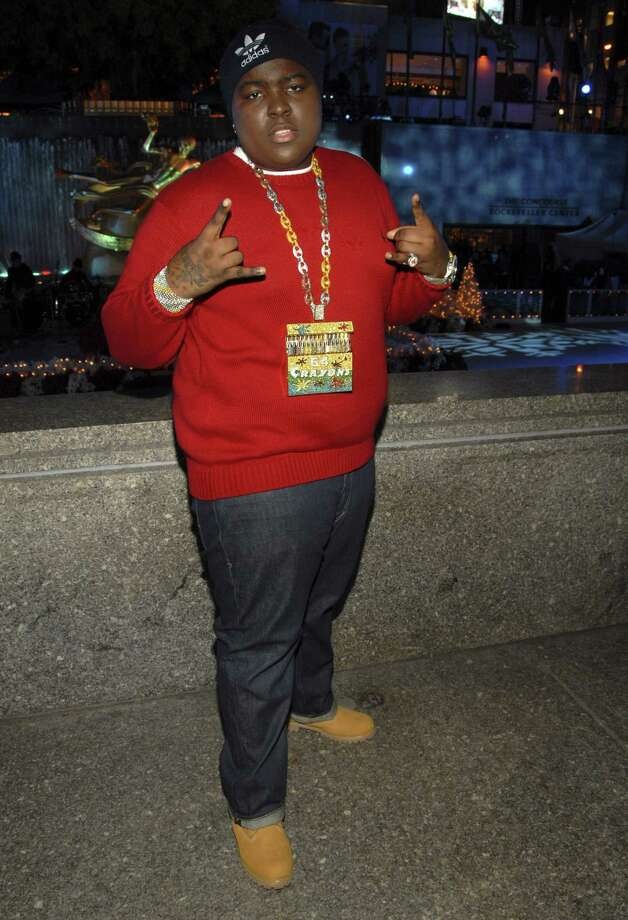 Sean Kingston is trying to get called Big Red. Photo: Kevin Mazur, Getty Images / 2007 Kevin Mazur
