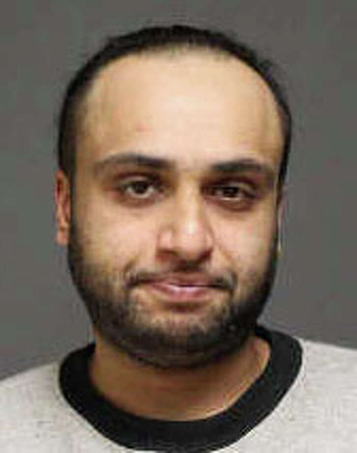 Salman J. Sumra, 29, of Homeland Street, was arrested on drug charges after police said he was in possession of 88 folds of heroin. Photo: Contributed Photo / Fairfield Citizen