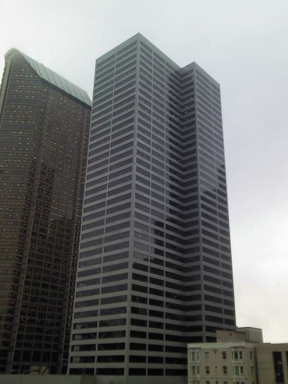 9. Bank of America Fifth Avenue Plaza (1981): 42 stories, 543 feet.