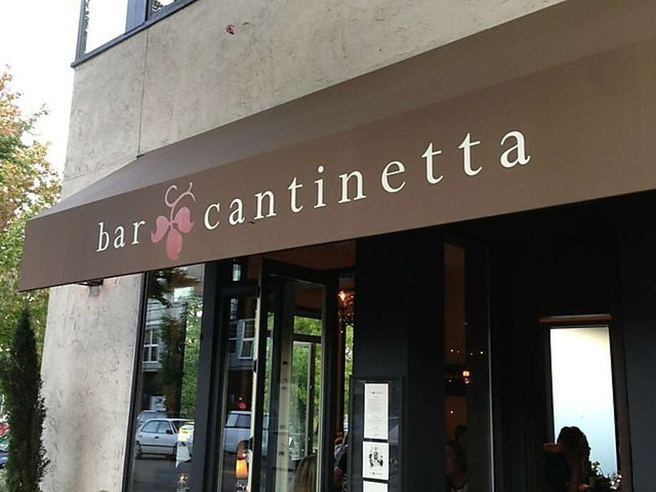 Bar Cantinetta in Madison Valley serves up Tuscan cuisine with hand-made pasta and local ingredients. Vermicelli with Lopez Island clams? Hello. Photo: Urbanspoon
