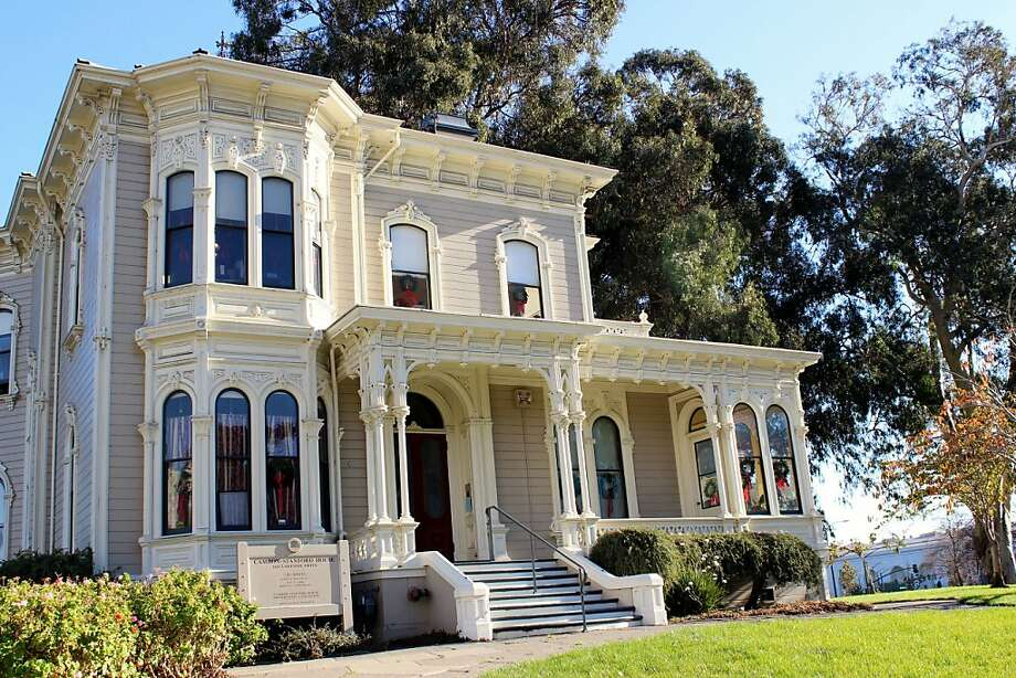 Situated on Lake Merritt, The Camron-Stanford House is the last of the original Victorian estates built around the lake. Dr. Samuel Merritt built the home in 1876. It was purchased shortly thereafter by the Camron family, and later, the Stanfords, giving the property its name. It became a museum in 1907, and has since been listed on the National Register of Historic Landmarks and is also an official Oakland Landmark. For an intimate reception, opt for a meal in the 12-person dining room. Bigger events can be hosted in the garden overlooking the water. Either way, you won't break the bank with this location. Cost: Starting at $600 for the dining room or garden; $1,500 for access to the house, veranda and garden. Additional $200 booking fee required.  Photo: Stephanie Wright Hession, Special To The Chronicle