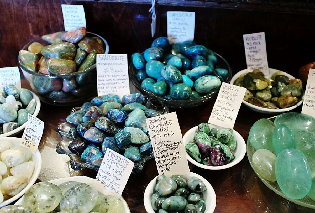 Curious Goods New Age Shop, West Haven 417 Campbell Ave. New Age What you can buy: Crystals, Tarot cards, Sage