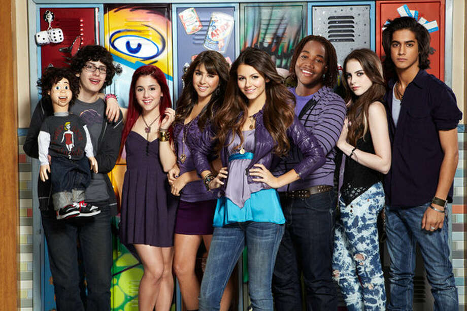 VICTORIOUS: Nickelodeon, 2010-2013