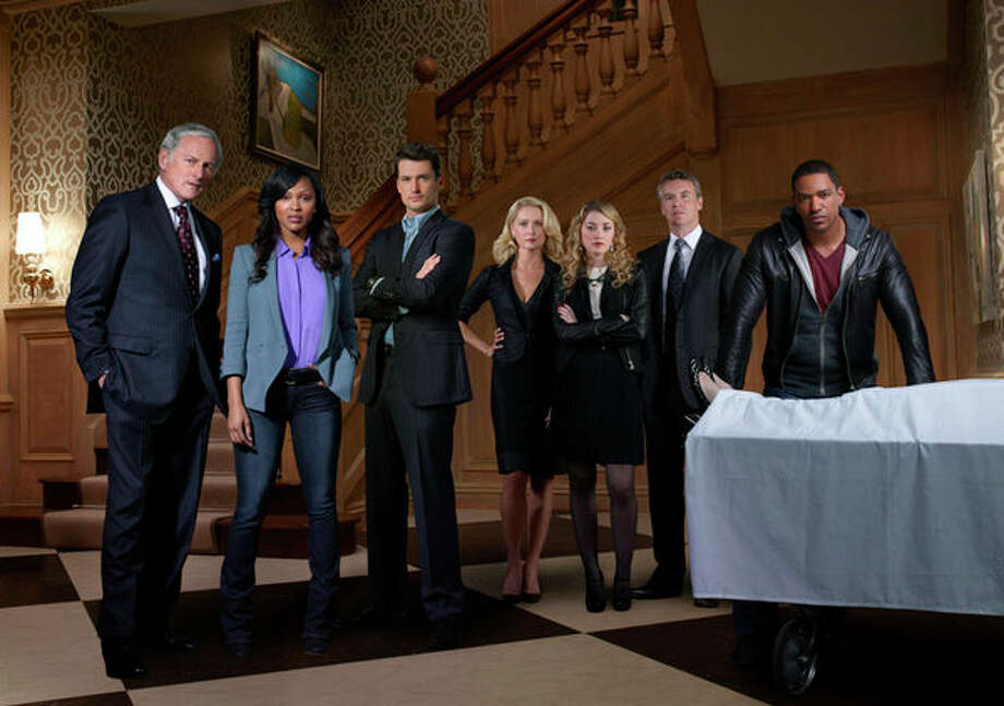 """DECEPTION: NBC, 2013  NBC's """"Revenge"""" rip-off never found its footing with audiences and was canceled after one short spring season. Photo: NBC, J.R. Mankoff/NBC / 2012 NBCUniversal Media, LLC"""