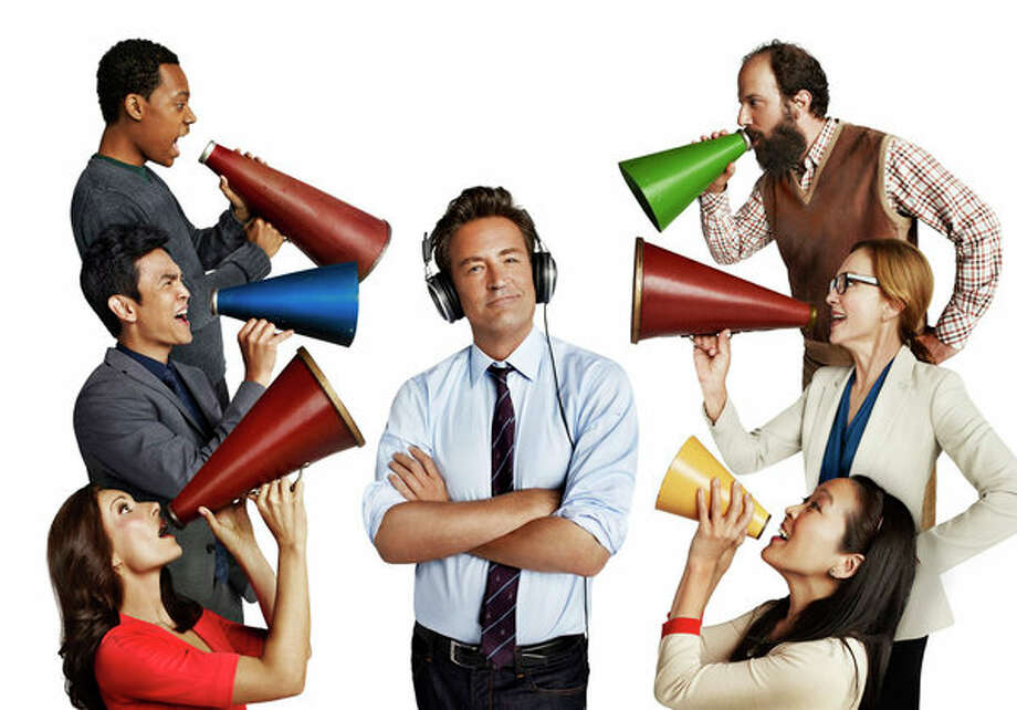 GO ON: NBC, 2012-2013  Matthew Perry's latest series about a radio show host that makes friends in a grief counseling group was a decent little sitcom that just never found much of an audience. Photo: NBC, Robert Trachtenberg/NBC / 2012 NBCUniversal Media, LLC