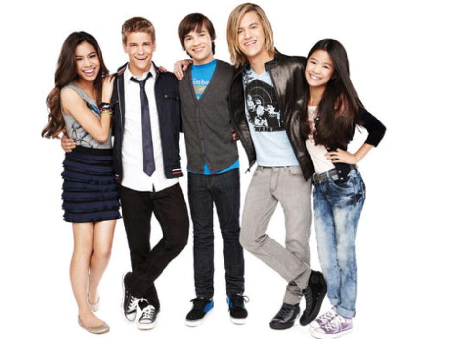BUCKET & SKINNER'S EPIC ADVENTURES: Nickelodeon, 2011-2013