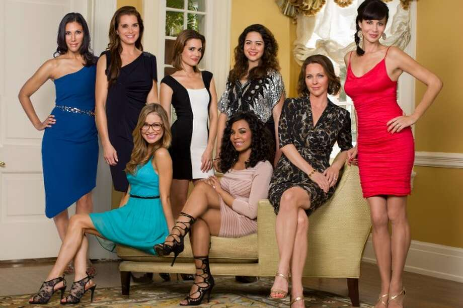 ARMY WIVES: Lifetime, 2007-2013