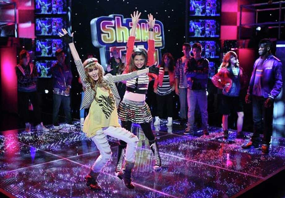 SHAKE IT UP: Disney, 2010-2013 Photo: Craig Sjodin, DISNEY CHANNEL / ©2010 Disney Enterprises, Inc. All rights reserved.