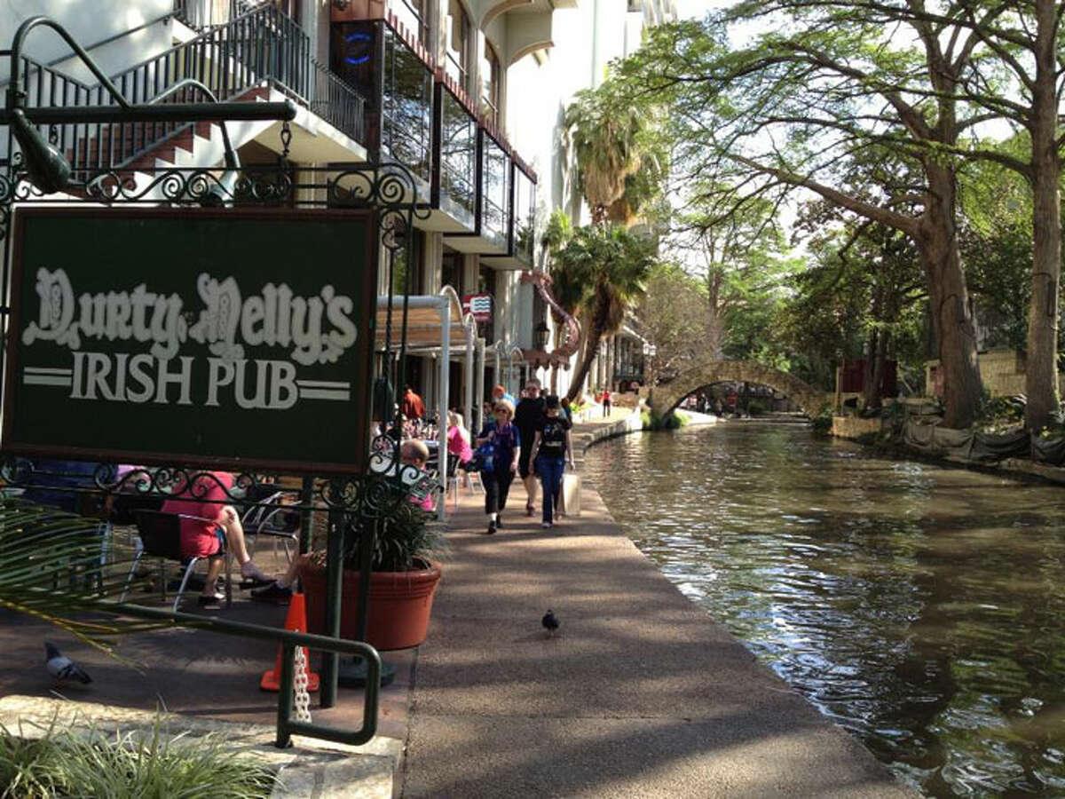 Durty Nelly's Irish Pub at the Hilton Palacio Del Rio, 200 S. Alamo St., 210-224-3343, will be open serving its traditional Irish and American pub fare.