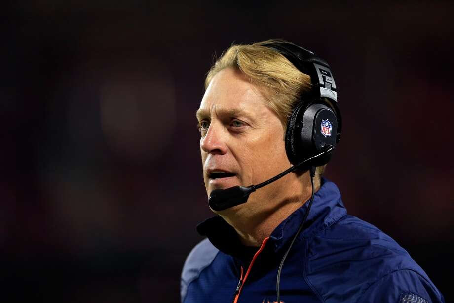 Jack Del Rio, defensive coordinator, Denver  Former player and long-time assistant spent nine years as Jacksonville's head coach before getting fired. Photo: Jamie Squires, Getty Images