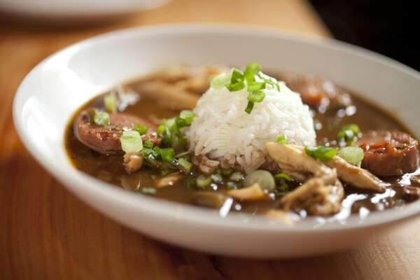 """13. Specials, part 2: Watch out for the soup    If the special is gumbo, or soup with fish, be careful. It's probably fish the restaurant is trying to sell before it spoils, according to """" Good Morning America ."""""""