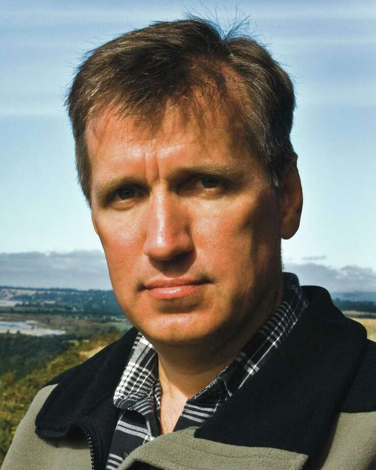 Author James Rollins Photo: Xx, James Rollins