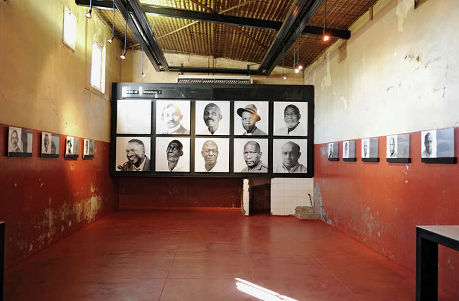 The Old Fort Prison in Johannesburg's Constitution Hill precinct is now a museum with exhibitions about its former political prisoners, including Nelson Mandela and Mahatma Gandhi. Photo: Http://www.constitutionhill.org.za