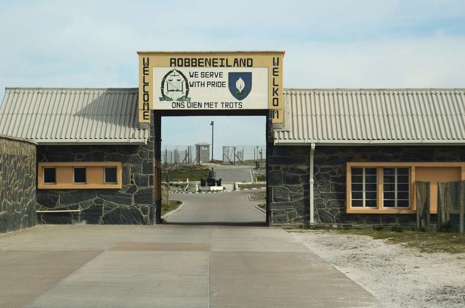 Now a UNESCO Heritage Site, South Africa's Robben Island once served as a prison for political prisoners and other criminals. Nelson Mandela served 18 out of the 27 years he was imprisoned at Robben Island, part of a new tour tracing his footsteps. Photo: Courtesy Of Great Safaris, Getty Images/iStockphoto