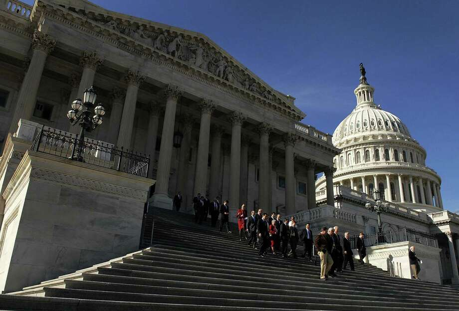 "The Innovation Act, which is depicted by supporters as an effort to combat ""patent trolls,"" is expected to face a vote in Congress this month. The legislation proposes many far-reaching changes that members of Congress should reject. Photo: Reuters File Photo"