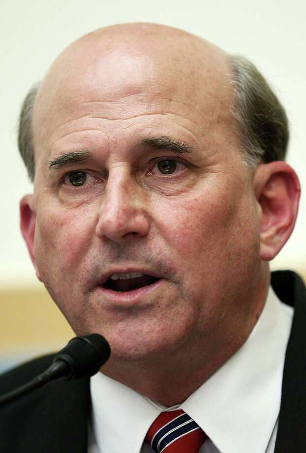 "U.S. Rep. Louie Gohmert of Tyler brought up the ""i"" word during the default crisis."