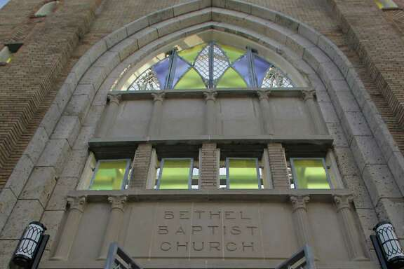 Bethel Missionary Baptist Church was founded in 1890 by the Rev. Jack Yates, who led a congregation of former slaves.