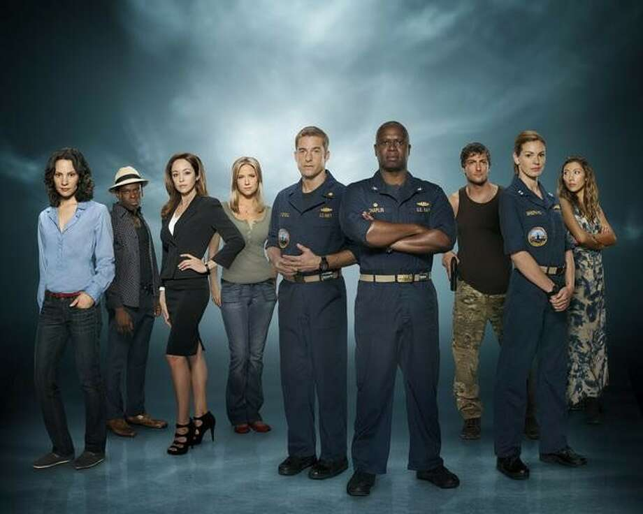 LAST RESORT: ABC, 2012-2013  Andre Braugher starred in this well-received military drama about a nuclear submarine crew that defies orders to launch a strike on Pakistan and instead seeks refuge on a Pacific island. It was canceled after low ratings and only 13 episodes. Photo: Craig Sjodin, ABC / © 2012 American Broadcasting Companies, Inc. All rights reserved.