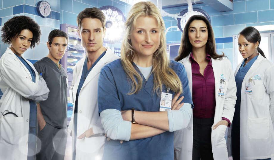 EMILY OWENS, M.D.: The CW, 2012-2013