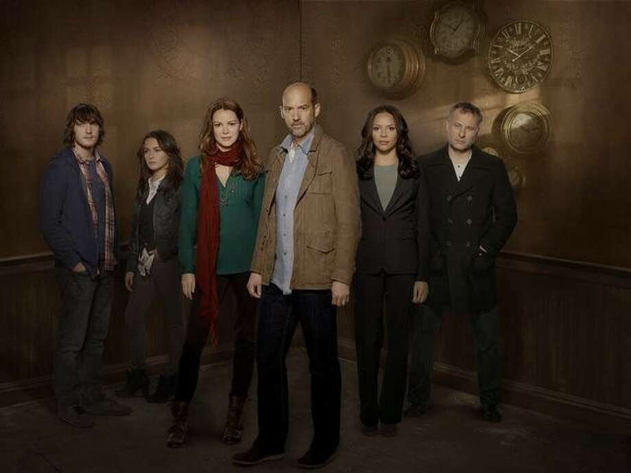 ZERO HOUR: ABC, 2013  Anthony Edwards headlined this strange conspiracy thriller that involved the FBI, Nazis, the True Cross and Albert Einstein. Photo: Craig Sjodin, ABC / © 2012 American Broadcasting Companies, Inc. All rights reserved.