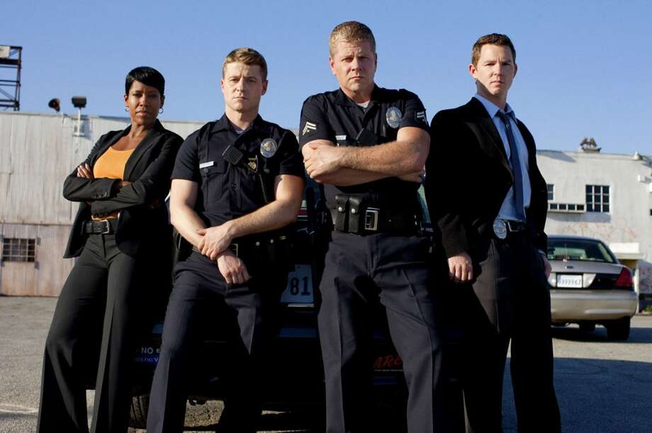 SOUTHLAND: TNT, 2009-2013  The critically-acclaimed cop drama aired for one season on NBC before moving to TNT where it lasted for another 4 seasons.