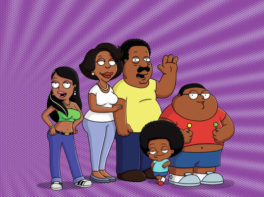 THE CLEVELAND SHOW: FOX, 2009 - 2013 Photo: CR: FOX / ©Ê2011 FOX BROAADCASTING