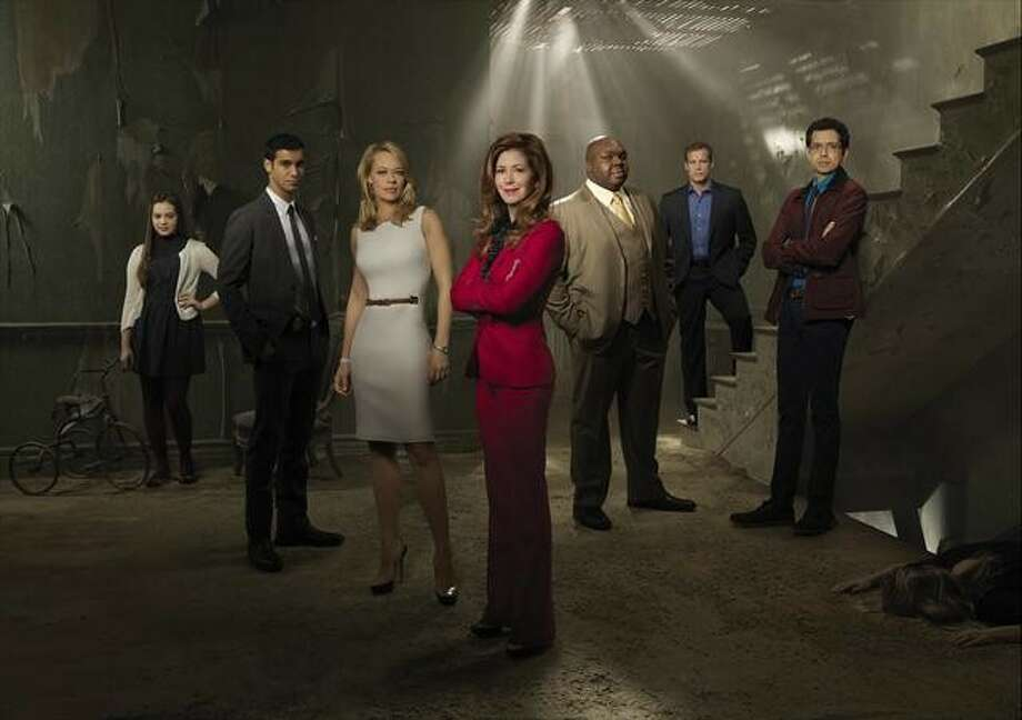 BODY OF PROOF: ABC,  2011-2013  After being canceled in the spring, Dana Delany's series about a prickly medical examiner was briefly rumored to be revived after ABC's fall slate underperformed. Unfortunately for fans, Delany herself tweeted in November that the series would not be returning for another season. Photo: Bob D'Amico, ABC / © 2012 American Broadcasting Companies, Inc. All rights reserved.