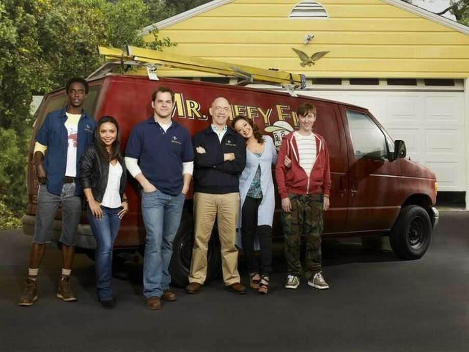 THE FAMILY TOOLS: ABC, 2013 Photo: Mitch Haaseth, ABC / © 2012 American Broadcasting Companies, Inc. All rights reserved.